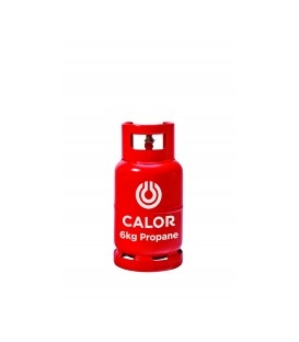6Kg Propane Gas Cylinder Refill