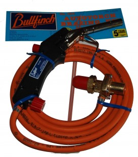 Bullfinch Autotorch Brazing System Kit 404