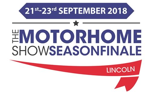 The Motorhome Show Season Finale - Lincoln 21st - 23rd September 2018