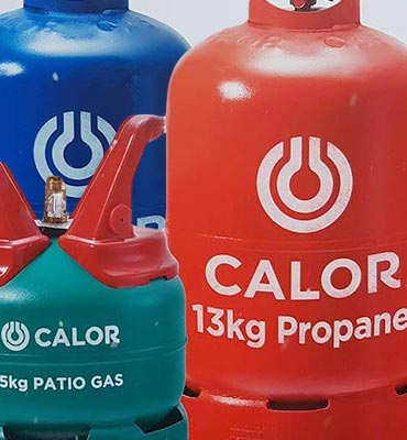 Order Calor Bottled Gas Online