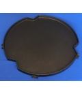 Cadac Grillogas Reversible Griddle Plate 36cm