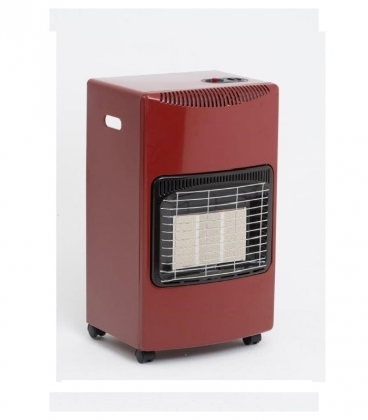 Lifestyle Seasons Warmth Room Heater Red