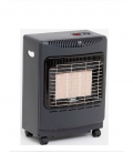 Lifestyle Heat Force Mini - Grey
