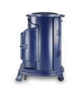 Provence Dark Blue Portable Heater