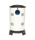 Provence Cream Portable Heater