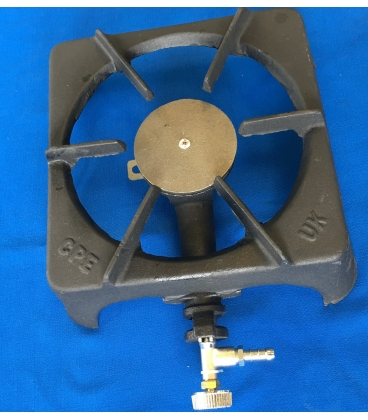 Small Cast Iron Single Burner Boiling Ring