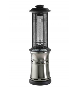 Santorini Gas Flame Patio Heater