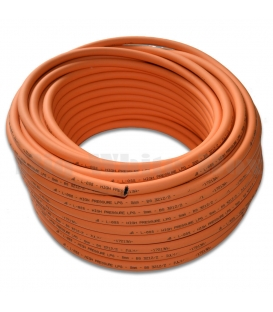 8mm Gas Hose 1Metre