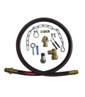 CONTINENTAL GAS COOKER HOSE INSTALLATION KIT
