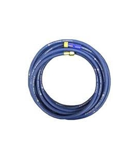 "Hose Length Oxy 10mm x 5m 3/8"" Nut Tail & HSCV"
