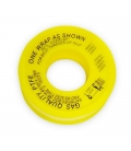 One Wrap  PTFE Tape for LPG