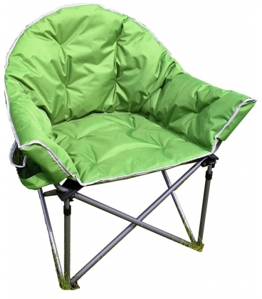 Crusader Green Comfort Chair