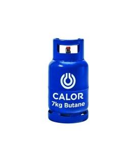 Calor Butane 7kg Gas Cylinder Refill