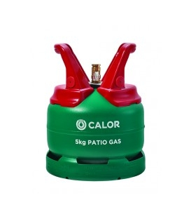 Calor Propane 5kg Patio Gas Cylinder Refill