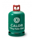 Calor Propane 13Kg Patio Gas Cylinder Refill