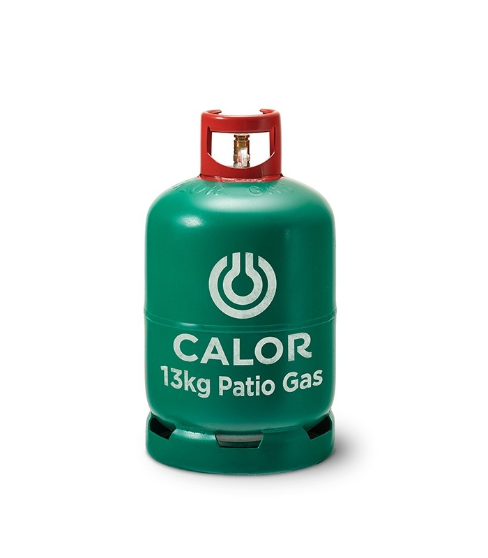 Calor Propane 13kg Patio Gas Bottles In Keighley