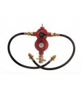 Automatic 4 Cylinder Propane OPSO Changeover Valve