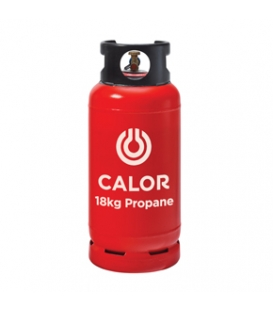 Calor 18Kg Auto Propane Gas Cylinder Refill