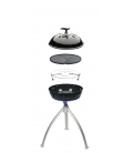 Grillo Chef 2 BBQ With Reversible Grill Plate