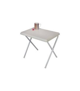 Kampa Mini Plastic White Table