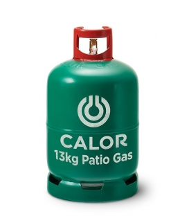 Calor Propane 13Kg Patio Gas Cylinder Refill (Shop Collection Only)