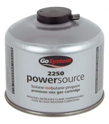 Go System Powersource 220g B/P Mix Gas Cartridge