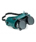 Flip Up Welding Goggles 2 Lens