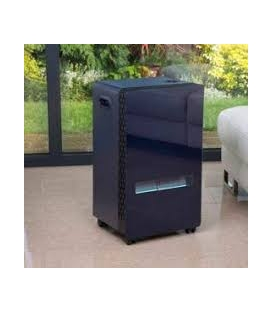 Lifestyle Azure Blue Flame Portable Gas Heater