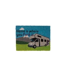 Heavy Duty Coir -Home Is Where You Park It