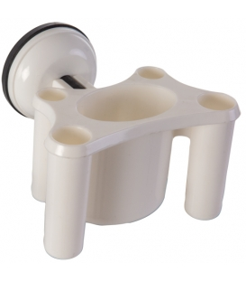 Quest Toothbrush Holder With Suction Pad