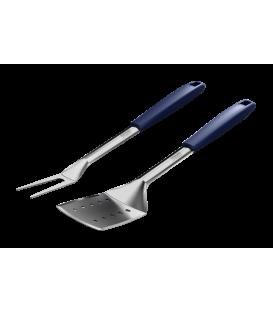 Cadac Spatula & Fork Set 45cm