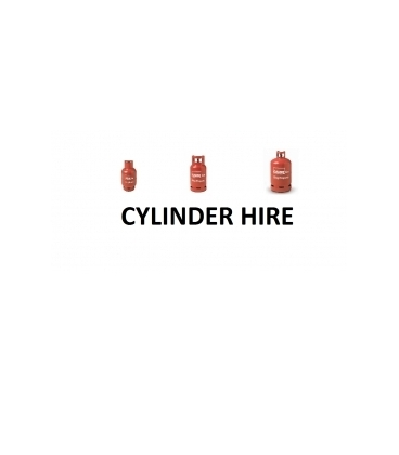 Cylinder Hire Charge For Propane Gas Cylinders