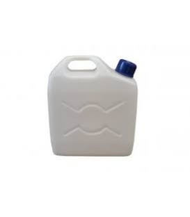 Plastic Jerrycan water carrier with cap 25 Ltr