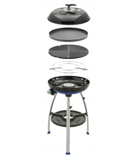 Carri Chef  MK2  BBQ/Chef Pan Combo c/w std cover