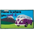 Quest Washable Home Is Where You Park It Matt