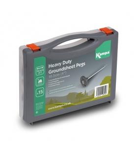Kampa Heavy Duty Groundsheet Peg Pack