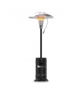 Sahara 13kW Charcoal Heat Focus Patio Heater