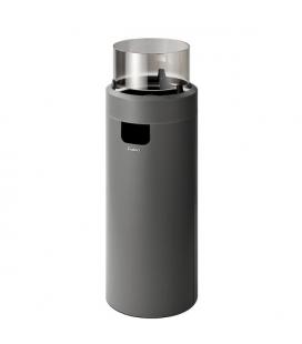 Enders Large Grey Nova Led Flame Patio Heater