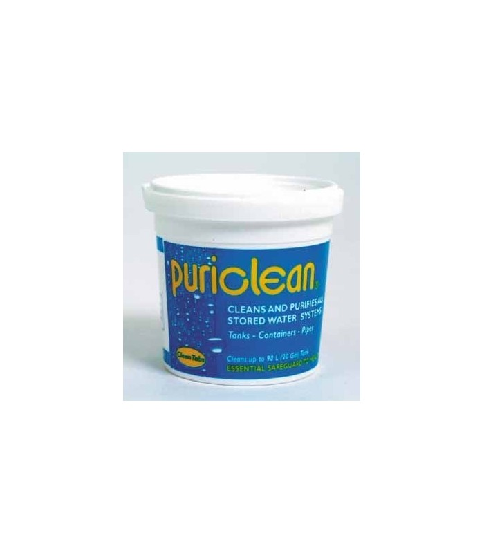 Puriclean Water Treatment Powder Towler Amp Staines Ltd