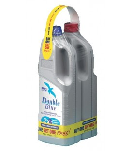 Elsan Double Blue and Double Rinse