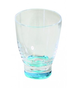 Elegance Low Tumbler Blue