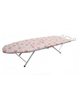 Travel Folding Table Top Ironing Board