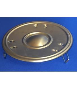 Grillo Gas Deflector Plate