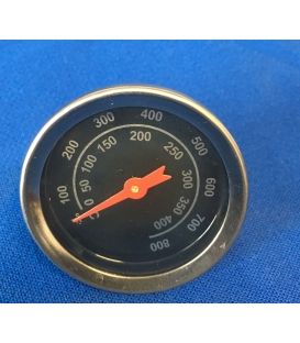 Thermometer for GrilloGas / Grillo Chef / Carri Chef Mk2