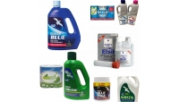 Toilet Fluids and Water Treatment