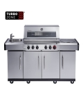Enders and BeefEater Barbecues