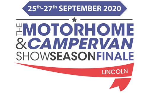 Next Event: The Motorhome and Campervan Show Season Finale: Lincoln 2020